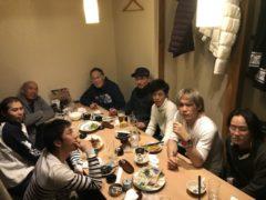 2019/12/19 忘年会 うお鶏にて
