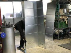 空調設備工事・ダクト配管工事のプロを目指せます!
