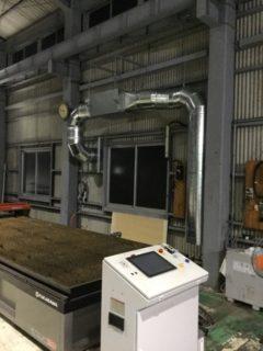 空調設備・ダクト工事のことなら実績のある弊社におまかせください!